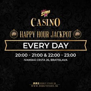 Happy Hour Jackpot