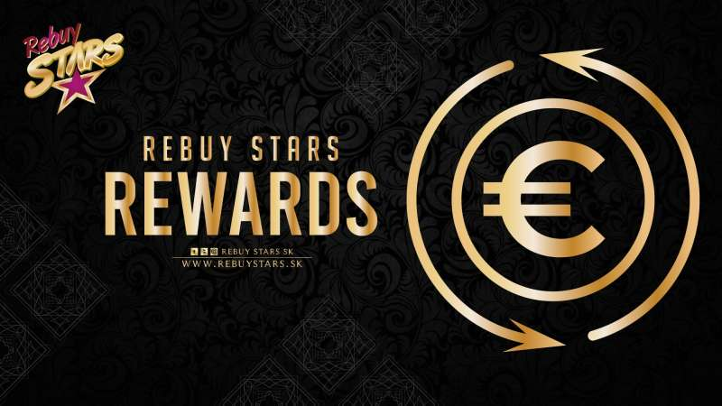 Rebuy Stars REWARDS
