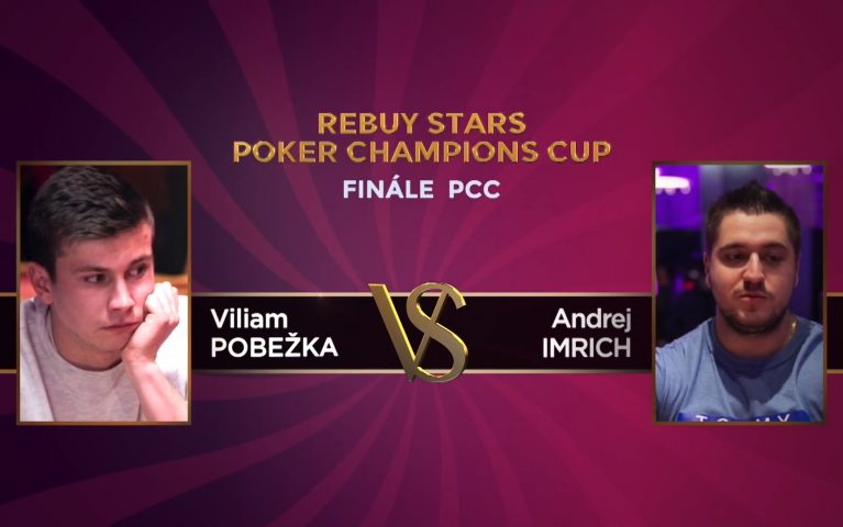 Poker Champions Cup – Finále