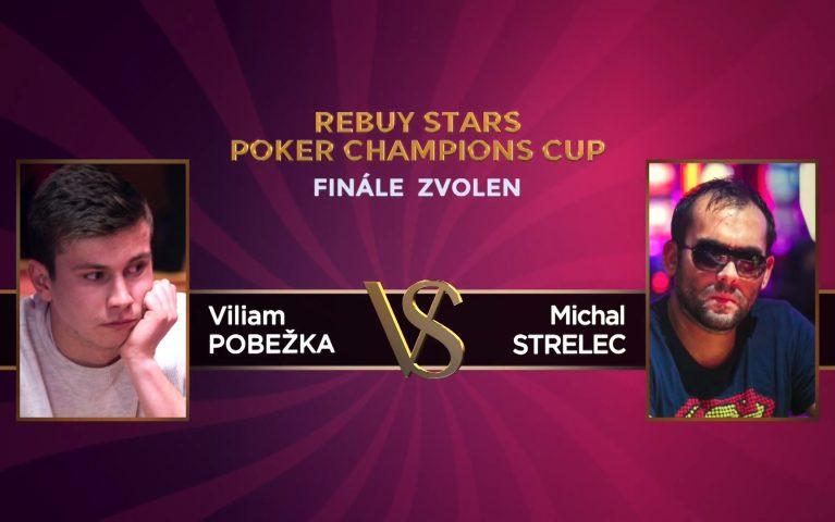 Poker Champions Cup – Finále Zvolen