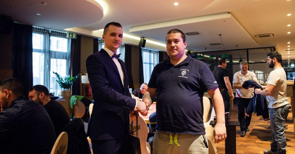 Darts Slovak Open