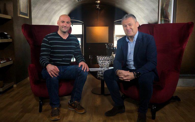 Odhalí Pavel Hapal zákulisie futbalovej reprezentácie? Uvidíte v talkšou NA DORAZ