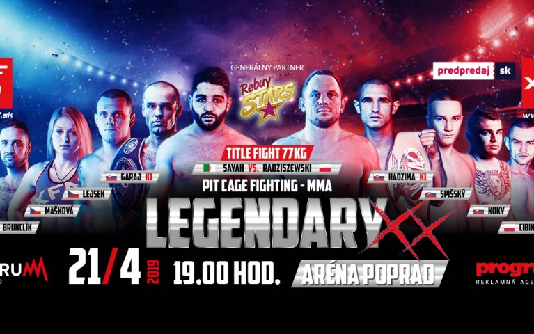 PCF 20 – Legendary