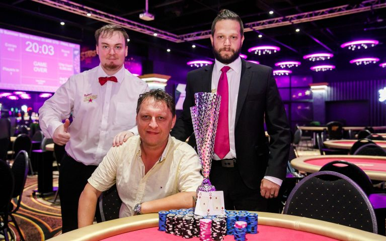 LIVE report: RS Summer Series Košice 20.000€ GTD – Final Day