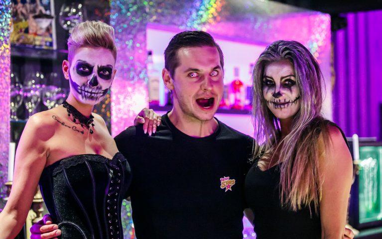 Zažite nebezpečne dobrý Halloween v kasínach a poker kluboch Rebuy Stars